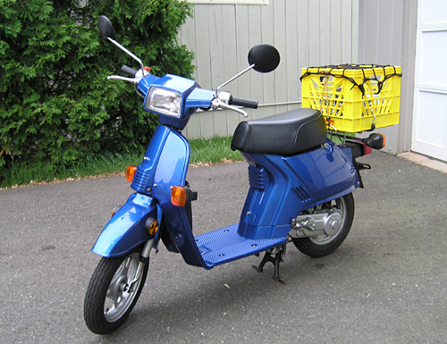 honda spree and elite 50 forums  u2022 view topic just bought 1987 Honda Spree Manual 1973 Honda Spree Manual